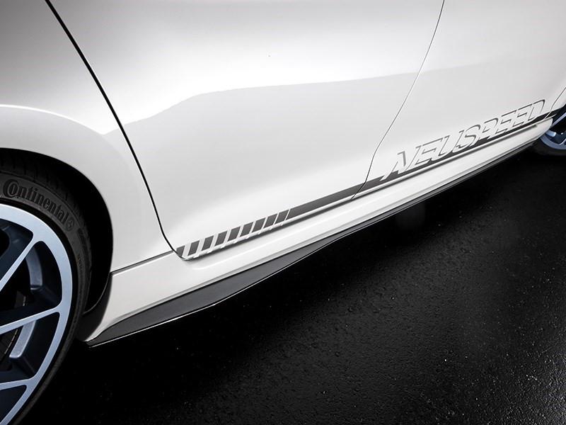 Neuspeed FRP Side Skirts VW GTI R (MK7) - IS.G7.SSF
