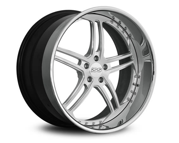 Image of ISS Forged GT Series Complex 5 18 Inch 3-Piece Forged Wheel