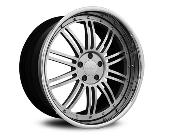 ISS Forged Sport Compact Series FS-20 21 Inch 3-Piece Forged Wheel - ISS-SC-FS20-21