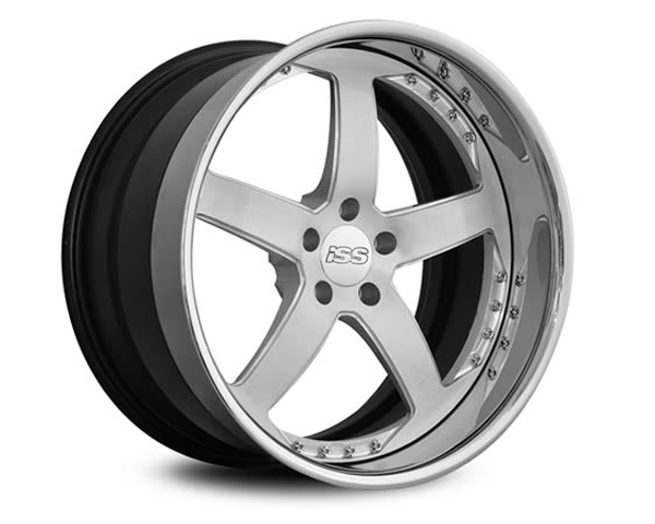 Image of ISS Forged GT Series Simplex 5 18 Inch 3-Piece Forged Wheel