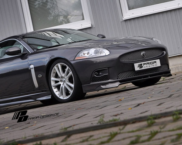 Prior Design PD1 Front Lip Spoiler Jaguar XK / XKR X150 07-10 - 4260609891737