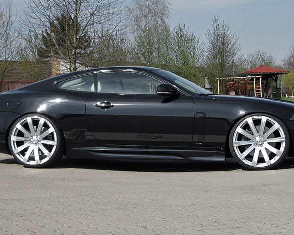 Prior Design Verus Side Skirts Jaguar XK / XKR X150 07-10 - 4260609891751