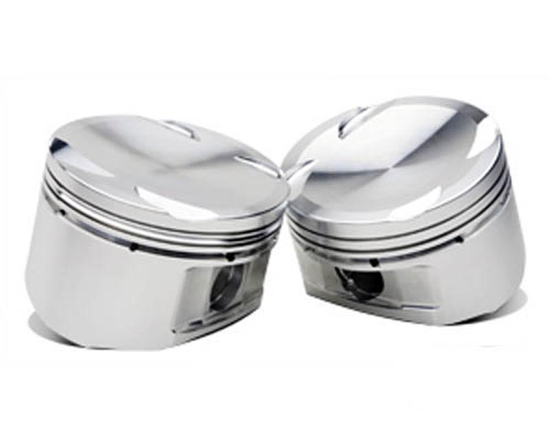 JE Pistons Shelf w/pins, rings and locks Honda B18C1, 82.0mm Bore, 11.8:1 - B16A, 10.4:1 - JE242874