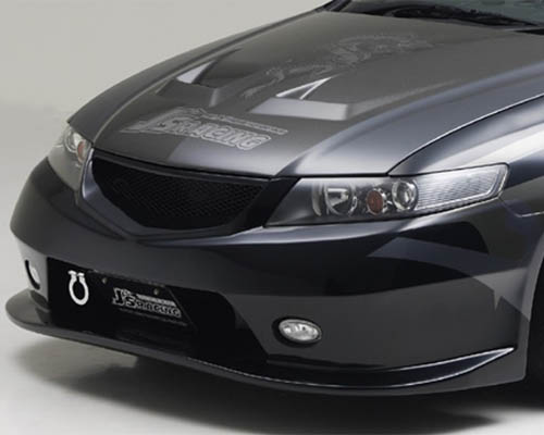 Js Racing CL7 Type S Front Bumper FRP Acura TSX 04-08