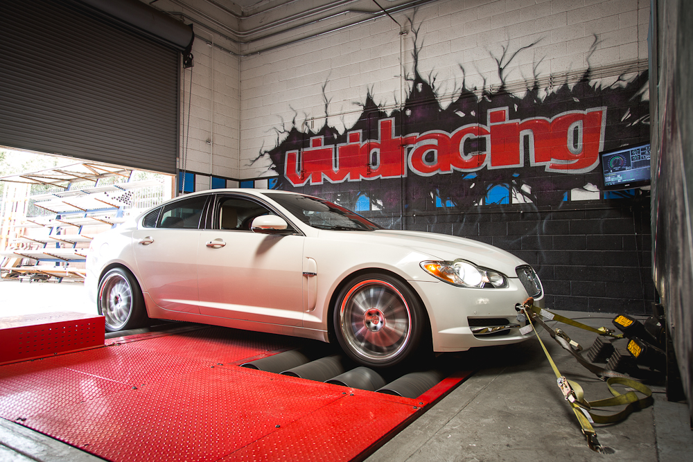 VR Tuned ECU Flash Tune Jaguar XF Supercharged 5.0L V8