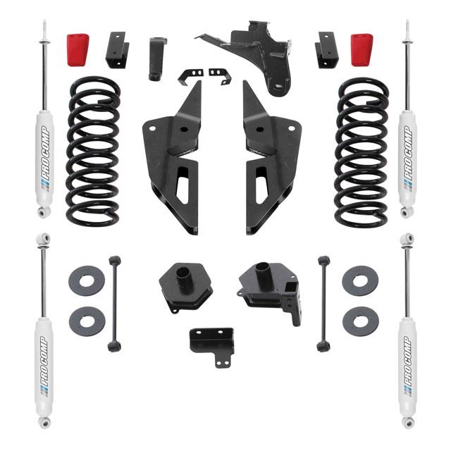 "Pro Comp 4"" Stage I Lift Kit Kit w/ ES900 Shocks Ram 2500 4WD 2019 - K2105B"