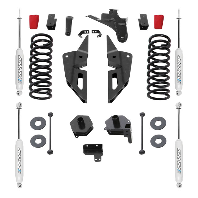 "Pro Comp 4"" Stage I Lift Kit Kit w/ ES900 Shocks Ram 2500 4WD 2019 - K2107B"