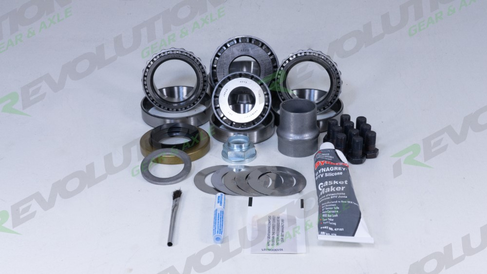 Revolution Gear and Axle Toy 8 Inch V6 and 4Cyl Turbo Master Rebuild Kit - K35-2043