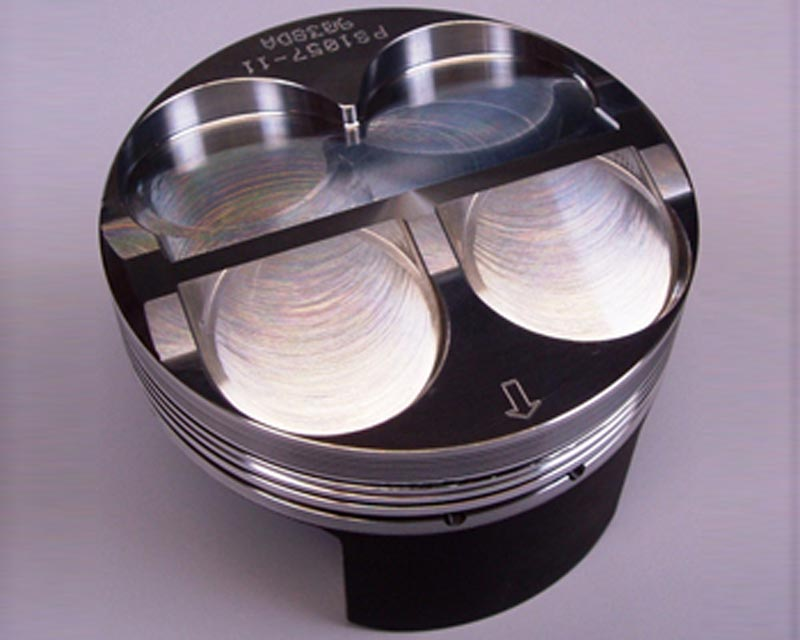 Wossner 3.2L 86.75mm 12.3:1 Pistons BMW M3 E36 (Euro) 96-99 - K9038D025