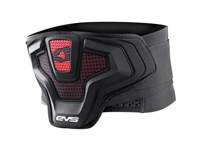 """EVS Black Adult Celtek BB1 Kidney Belt Large (36-38"""") - KBBB1-L"""