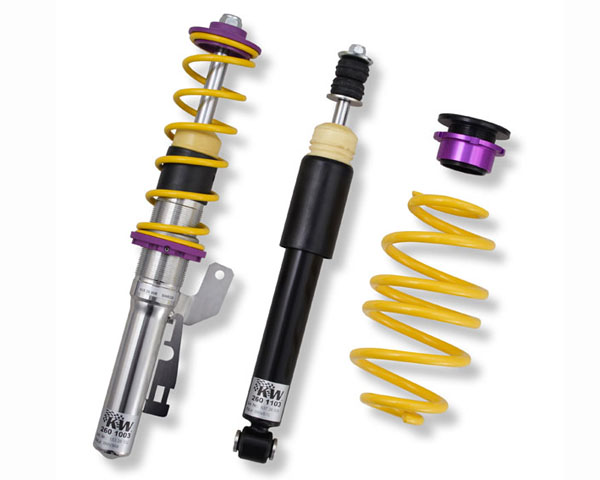 KW Coilover Kit V1 Audi A3 8V Quattro 2.0T without EDC 2015