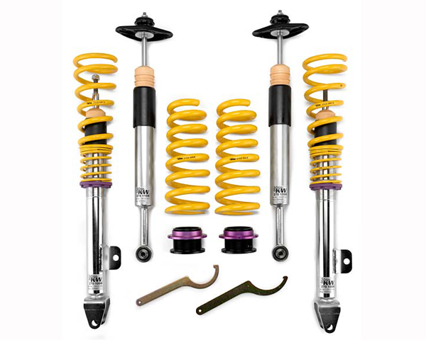 KW Coilover Kit V2 Audi A3 8V Quattro 2.0T without EDC 2015