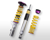 KW Clubsport Coilover Kit 2-Way without Top Mounts Chevrolet Corvette C5, All Models 97-04