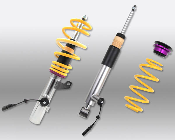 KW Suspension DDC Coilover Kit BMW 1-Series E81 E82 E87 Coupe 07+ - 39020002