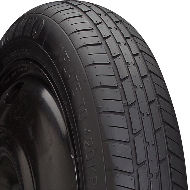 Kumho 131 Spare Tire T 155/90 D17 101M SL BSW NI - 5008243