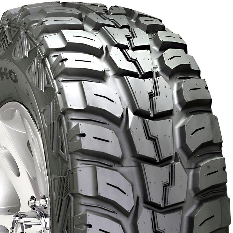 Kumho Road Venture MT Tire 35 X12.50R15 LT 113Q C2 BSW - 1861313