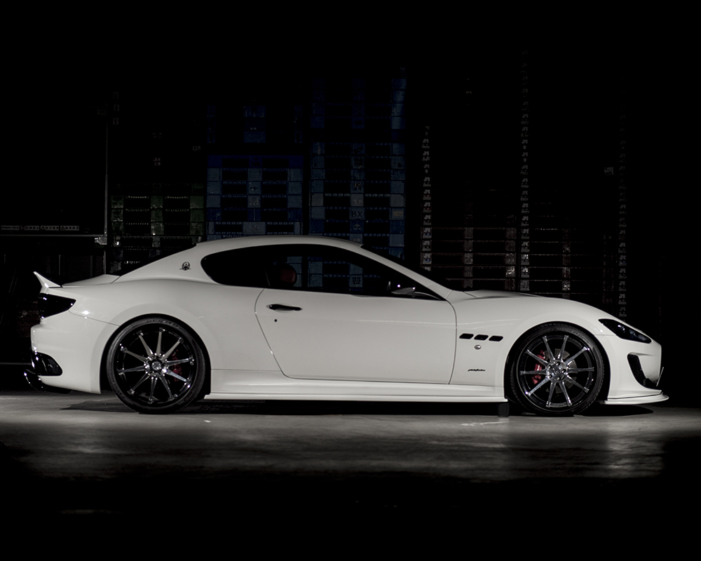Lancer Gt 2018 >> LIberty Walk Complete Body Kit Maserati GranTurismo 08-16