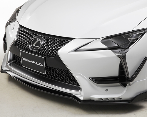 Lc500 Gc 17 Wald International Front Grill Cover Lexus Lc500 Lc500h