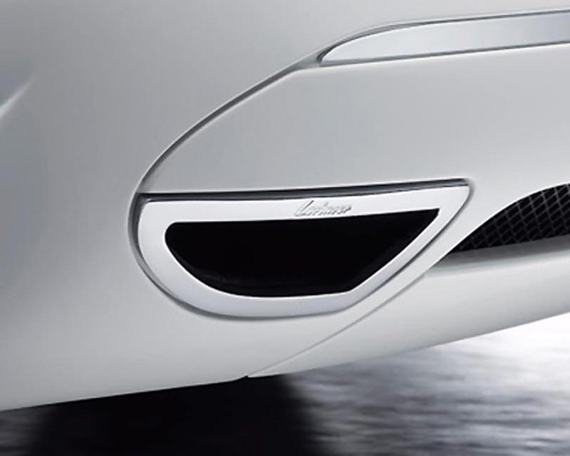 Lorinser Sport Exhaust Mercedes-Benz C-Class 08-11 - 490 0204 05