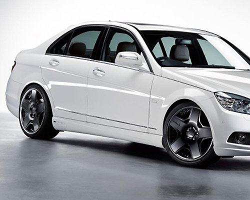 Lorinser Exclusive Right Side Skirt Mercedes-Benz C-Class 08-11 - 488 0204 35