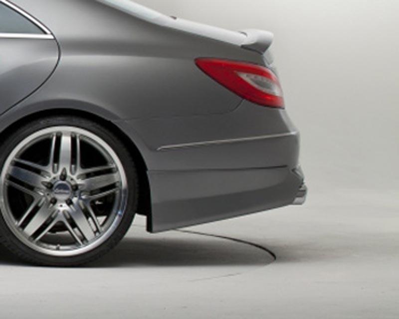 Lorinser Side Sills for Rear Bumper Mercedes-Benz CLS-Class 11-12 - 488 0218 24