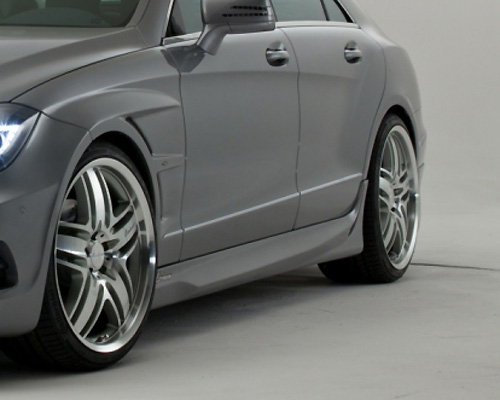 Lorinser Elite Right Side Skirt Mercedes-Benz CLS-Class 11-12 - 488 0218 45