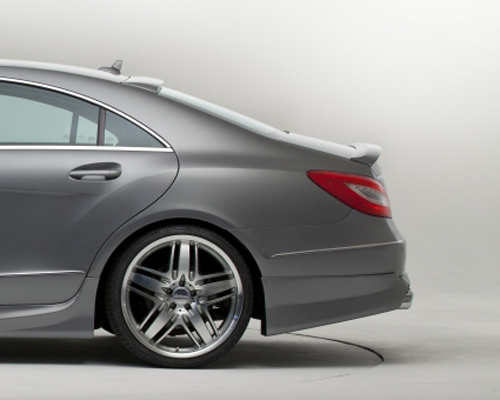 Lorinser Rear Roof Spoiler Mercedes-Benz CLS-Class 11-12 - 488 0218 75