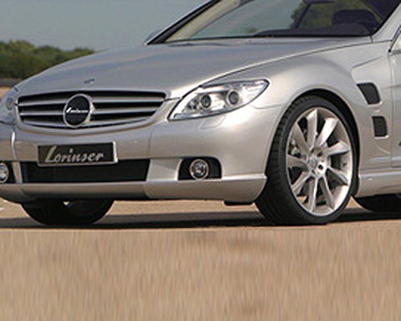 Lorinser Fog Light Set Mercedes-Benz CL-Class 07-12 - 482 0221 00