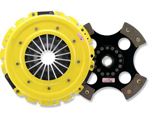ACT SPR4 Sport with 4 Puck Disc Clutch Kit Mitsubishi EVO I|II|III 2.0L 4G63 93-95 - MB1-SPR4