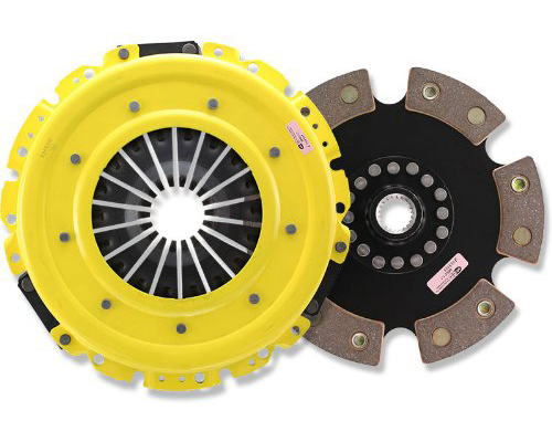 ACT SPR6 Sport with 6 Puck Disc Clutch Kit Toyota MR2 1.6L 85-89 - TC1-SPR6