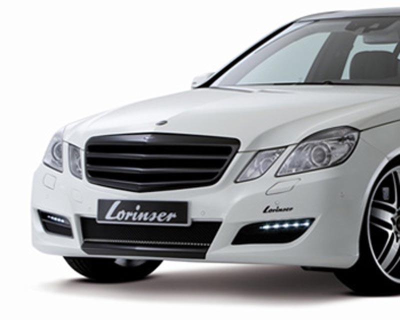 Lorinser Elite Front Bumper Cover Mercedes-Benz E-Class w/o Parktronic 10-12 - 488 0212 40