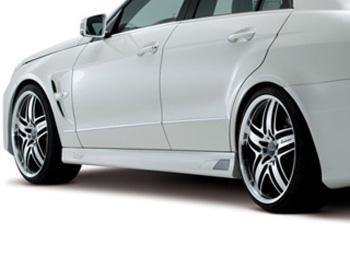 Lorinser Elite Left Side Skirt Mercedes-Benz E-Class Sedan 10-12 - 488 0212 60