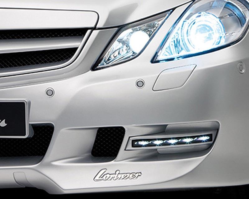 Lorinser LED Light Set Mercedes-Benz E350 / E550 Coupe 10-12