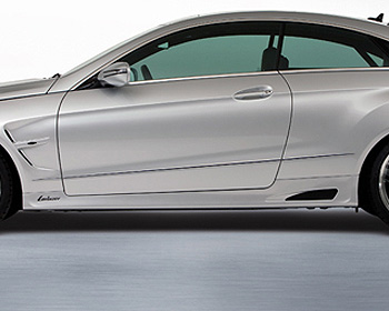 Lorinser Elite Left Side Skirt Mercedes-Benz E350 / E550 Coupe 10-12 - 488 0207 30