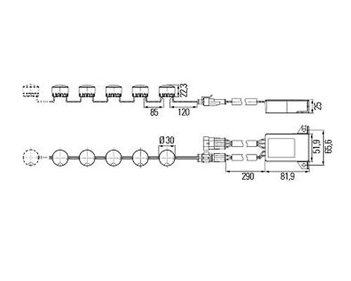 Brilliant 165959001 Hella Leday Flex Daytime Running Lights Wiring Harness Wiring Digital Resources Pelapshebarightsorg