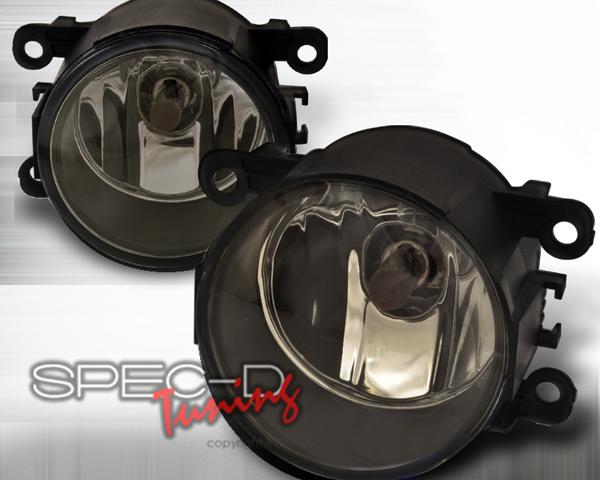 SpecD OEM Style Smoked Fog Lights Ford Mustang 05-09 - LF-MST05GOEM-APC