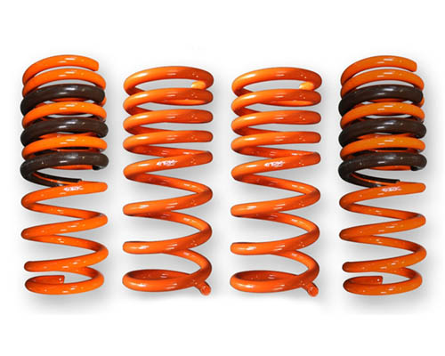 ARK GT-F Lowering Springs Infiniti G37 Coupe RWD 08-13