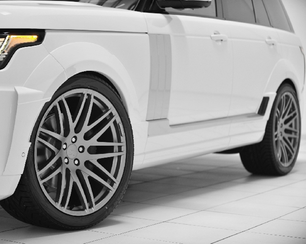 Image of Startech Lowering Module Land Rover Range Rover 13-14