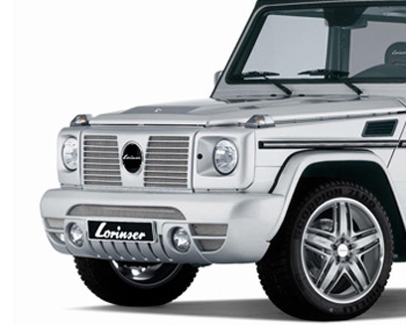 Lorinser Front Bumper Cover Mercedes-Benz G-Class 00-09 - 488 0463 00
