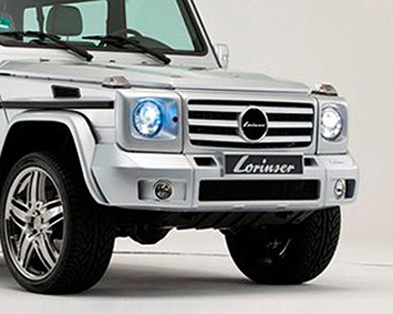Lorinser Front Bumper Cover Mercedes-Benz G-Class 10-12 - 488 0463 20