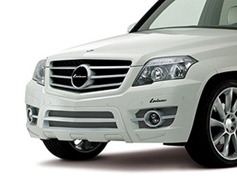 Lorinser Front Bumper Cover Mercedes-Benz GLK-Class w/Parktronic 09-12 - 488 1204 01