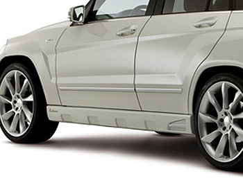 Lorinser Left Side Skirt Mercedes-Benz GLK-Class 09-12 - 488 1204 30
