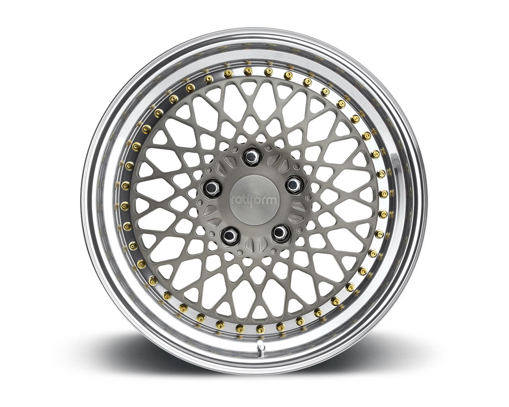 Rotiform LHR 2-Piece Forged Concave Wheels - LHR-2PCFORGED-CONCAVE
