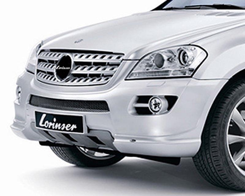 Lorinser Front Bumper Cover Mercedes-Benz ML350 / ML500 / ML550 05-08 - 488 0164 05
