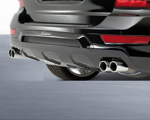 Lorinser Sport Exhaust Mercedes-Benz ML350 / ML500 / ML550 09-10 - 490 0164 0810