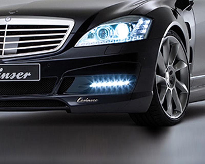 Lorinser LED Holders for Elite Front Bumper Mercedes-Benz S-Class 10-12 - 482 0221 11