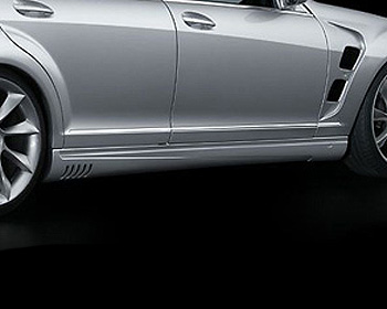 Lorinser Elite Left Side Skirt w/Long Wheelbase Mercedes-Benz S-Class 06+