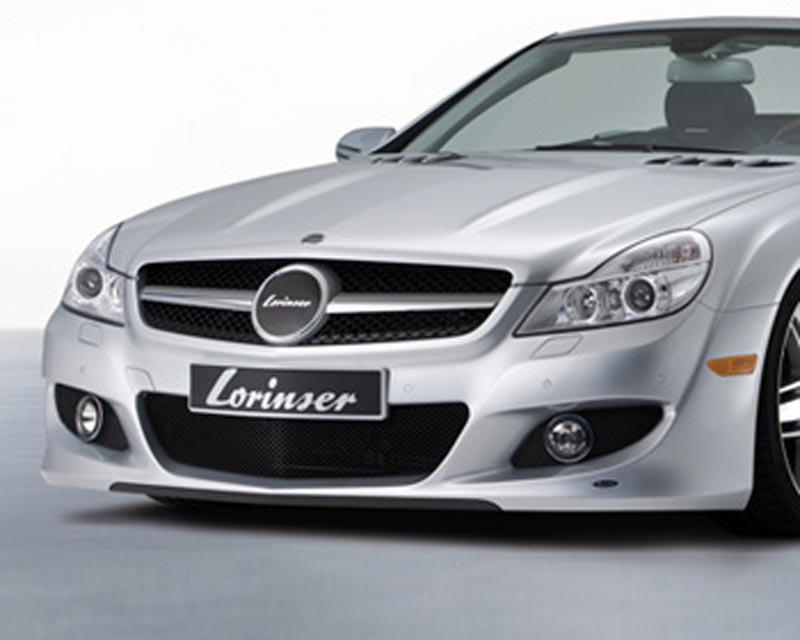 Lorinser Elite Front Bumper Cover Mercedes-Benz SL-Class w/Parktronic 09-12 - 488 0230 0910