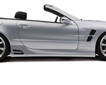 Lorinser Elite Right Side Skirt Mercedes-Benz SL-Class 09-12 - 488 0233 08
