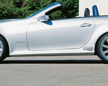 Lorinser Evolution Right Side Skirt Mercedes-Benz SLK-Class 05-10 - 488 0171 45